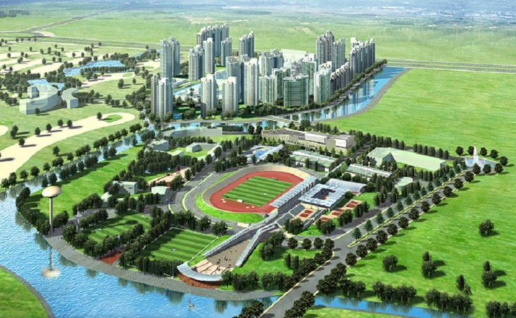 dự án saigon Sports City